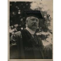 1921 Press Photo John Wingate Weeks Secretary of War New York Univ Doctor of Law