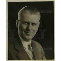 1929 Press Photo Freeman H Talbot, KOA Manager.