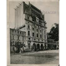 1929 Press Photo Madrid Building, Ministry of Education
