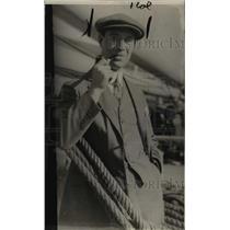1924 Press Photo FA Mitchell-Hodges of London Champion Hunter & Sportsmen