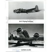 1996 Press Photo Airplanes