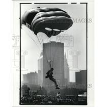 1984 Press Photo Cleveland National Air Shows