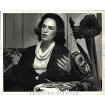 1981 Press Photo Jerry Zauder a self-improvement practitioner at Cleveland