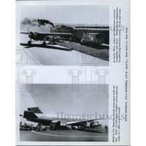 1967 Press Photo American Railway Express Co. News Bureau, Rea express