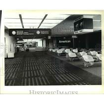 1979 Press Photo Cleveland Hopkins Airport - cva47223