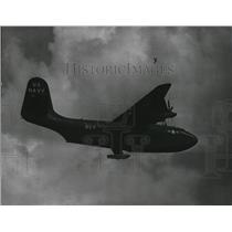 1949 Press Photo Mars flying boat, biggest in the world