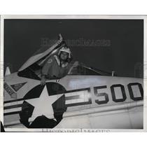 1973 Press Photo Lt. Cmdr. Bradley E. Smith