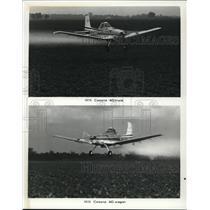 1975 Press Photo Cessna AG wagon