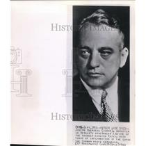 1944 Press Photo Joseph Buerckel, minister in Hitler's government, died