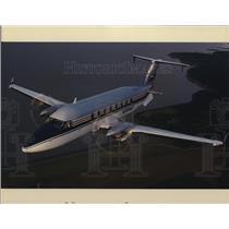 1991 Press Photo Airplanes Beech 19000