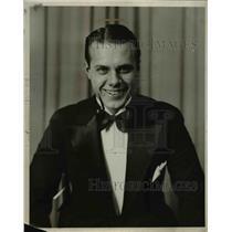 1929 Press Photo Charles Hakeman alias Uncle Gimbo - nee58735