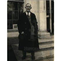 1922 Photo Bobby McLean World champion ice skater visits White House