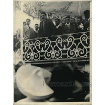 1923 Press Photo GenPlutarco Elias Calles candidate  for Pres of Mexico