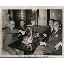 1937 Press Photo Raymond Clapper Political Communist for Scripps Howard Newspape