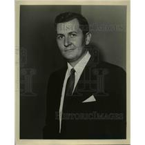 1966 Press Photo Brendan W. O'Relly pilot for international airlines.