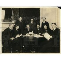 1920 Press Photo National Board of Farm Orginaizations in Wash DC