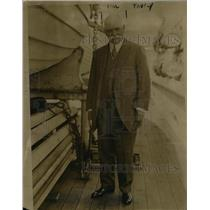 1915 Press Photo Sir Edward Holden mgr director London & Midland Bank