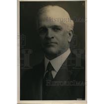 1920 Press Photo Bishop W F McDowell