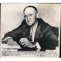 1948 Press Photo Herb Renock General manager of Phillies dies in NY age 53