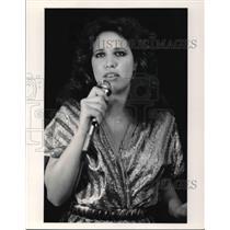 1984 Press Photo Debra Lewin - cvp31311