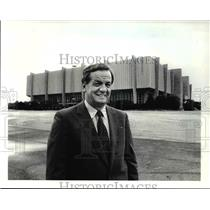 1985 Press Photo Thaxter Trafton - cva45331