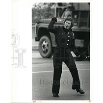 1981 Press Photo Traffic controller Marcia Rogers - cva42690