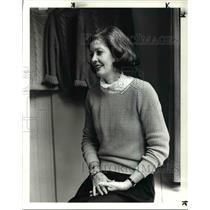 1982 Press Photo Lois Ziegler Fashion Designer - cva49429