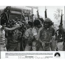 1984 Press Photo Eddie Murphy In Best Defense - cvp31085