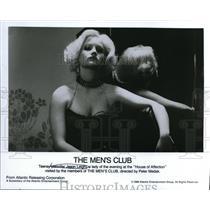1986 Press Photo Jennifer Jason Leigh stars in The Men's Club by Atlantic