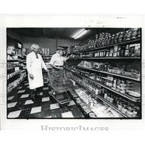 1978 Press Photo Grocery where Mayor Sinagra worked as a boy - cva42467