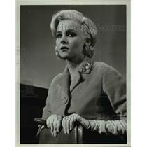 1964 Press Photo Diane McBain Actress - cvp36063