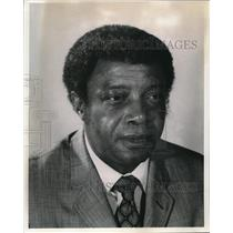 1972 Press Photo Stanford S Smith, Urban League President - cva42566