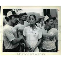 1978 Press Photo Lennie Weiss and family - cva47566