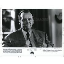 1991 Press Photo The Two Jakes Jack Nicholson - cvp36918