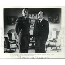 1964 Press Photo Burt Lancaster & Frederic March in Seven Days in May