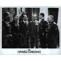 Undated Press Photo The Wannsee Conference - cvp35711