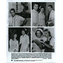 1993 Press Photo TV Series General Hospital - cvp34494