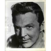 Undated Press Photo Alex Nicol Actor - cvp35125