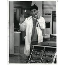 1984 Press Photo Elliott Gould As Dr Sheinfeld On ER - cvp34446