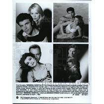 1993 Press Photo TV Series General Hospital - cvp34486