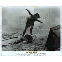 "1967 Press Photo ""The War Game"" - cvp35034"