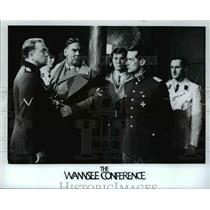 Undated Press Photo The Wannsee Conference - cvp35712
