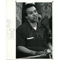 1988 Press Photo Cecilio Rodriguez - cva42964