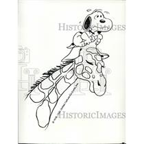 1982 Press Photo Life is a Circus, Charlie Brown - cvp39951