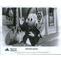 1988 Press Photo Scrooge McDuck - cvp39809