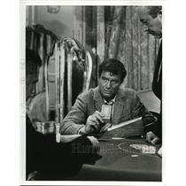 Undated Press Photo Cliff Robertson In The Game - cvp34342