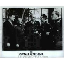Undated Press Photo The Wannsee Conference - cvp35710