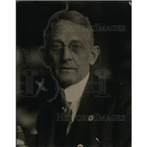 1919 Press Photo Frank A Preston- Civilian Relief Red Cross