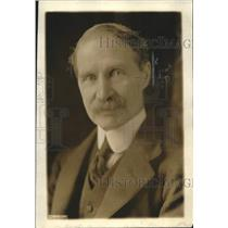 1915 Press Photo Andrew Bonar Law British Parliament Peace Conference Delegate