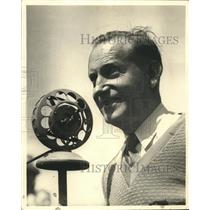 1931 Press Photo Al Walker of Sports World in Rockies